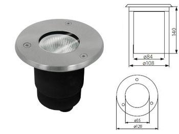 Prix du dl35 sur la boutique electronique fcosinus for Spot encastrable exterieur gu10