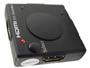 Commutateur électronique HDMI  3 entrées vers 1 sortie  avec commutation automatique et manuelle , Sélecteur switch V1.4 amplifié